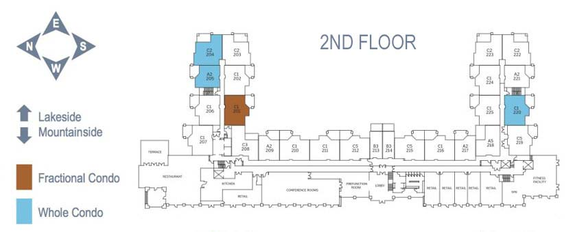 Own Watermark | Availability | 2nd Floor