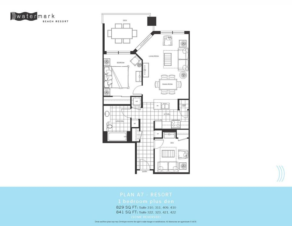 Own Watermark | Floor Plans